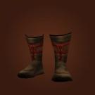 Linen Boots Model