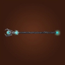 Grand Magister's Staff of Torrents Model