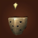 Hateful Gladiator's Leather Helm Model