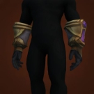 Justicar Gloves, Justicar Handguards, Justicar Gauntlets Model