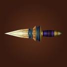 Ambassador's Duplicitous Dagger, Arcanist's Dagger Model