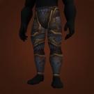 Savage Gladiator's Scaled Legguards, Savage Gladiator's Ornamented Legplates Model