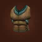 Hillman's Leather Vest Model