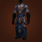 Cataclysmic Gladiator's Ornamented Battlerobe Model