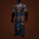 Cataclysmic Gladiator's Ornamented Battlerobe Model
