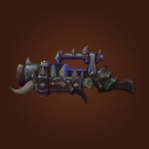 Kor'kron Hand Cannon, Kor'kron Hand Cannon Model