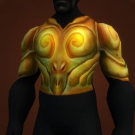 Sparkleshell Breastplate Model