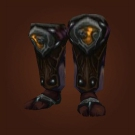 Primal Gladiator's Boots of Victory Model