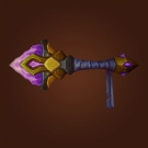 Oshu'gun Scepter, Void-Warped Oshu'gun Mace Model