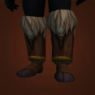 Enchanted Leather Sandals Model