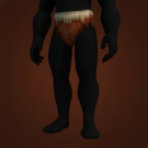 Aboriginal Loincloth Model