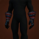 Gauntlets of Undesired Gifts, Bonebreaker Gauntlets, Red Crane Grips, Red Crane Handwraps, Red Crane Gauntlets Model