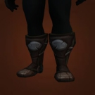 Firecracker Boots, Boots of Plummeting Death, Dashing Strike Treads, Boots of Plummeting Death Model