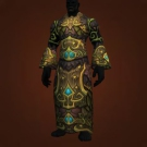 Eternal Blossom Vestment, Eternal Blossom Raiment, Eternal Blossom Robes, Eternal Blossom Tunic Model