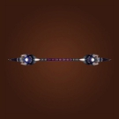 Lord Valthalak's Staff of Command, Crystalfire Staff, Battle Mage's Baton, Staff of Sorcerer-Thane Thaurissan Model
