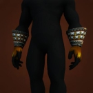 Scorpashi Gloves, Chieftain's Gloves, Pridelord Gloves Model