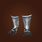 Overlord's Greaves, Entrenching Boots, Expedition Footgear Model