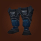 Chilled Greaves, Cobalt Boots, Boots of the Altar, Magnataur Sabatons, Brilliant Saronite Boots, Enticing Sabatons, Iva's Boots, Accelerator Stompers, Revenant Greaves Model