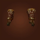 Handguards of the Templar, Plunderer's Gauntlets Model