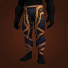 Stormshroud Pants, Outrider's Leather Pants, Sentinel's Leather Pants Model