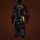 Malevolent Gladiator's Silk Robe, Crafted Malevolent Gladiator's Silk Robe Model