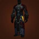 Malevolent Gladiator's Silk Robe, Crafted Malevolent Gladiator's Silk Robe Model