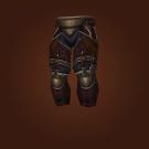 Hateful Gladiator's Leather Legguards Model