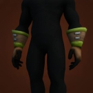 Umbrafen Gloves Model