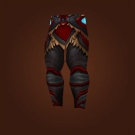 Vengeful Gladiator's Linked Leggings, Vengeful Gladiator's Mail Leggings, Vengeful Gladiator's Ringmail Leggings Model