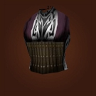 Black Mageweave Vest Model