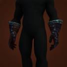 Grievous Gladiator's Dreadplate Gauntlets, Grievous Gladiator's Dreadplate Gauntlets, Prideful Gladiator's Dreadplate Gauntlets Model
