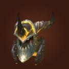 Colossal Dragonplate Helmet, Colossal Dragonplate Faceguard Model