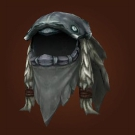 Varashi Helm, Packrunner Helm, Riverwashed Warsong Helm Model