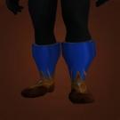 Replica Knight-Lieutenant's Silk Boots, Replica Knight-Lieutenant's Silk Walkers Model