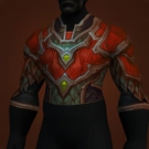 Refurbished Zandalari Vestment, Wildblood Vest, Chestguard of Total Annihilation, Softfoot Silentwrap, Cranefeather Jerkin Model