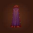 Runecloth Cloak, Spiritguard Drape Model