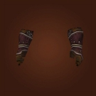 Hateful Gladiator's Leather Gloves Model
