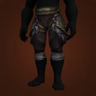 Coldsnout Britches, Voidcaller Britches, Hollowheart Trousers, Bat-Leather Breeches, Talador Sentinel Breeches Model
