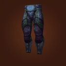 Primal Gladiator's Plate Leggings Model