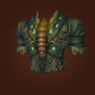 Ikfirus' Sack of Wonder, Shadow Seeker's Tunic, Sanctified Shadowblade Breastplate, Chestguard of the Frigid Noose Model