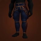 Leggings of the Chromatic Hydra Model
