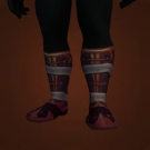 Mountainscaler Hide Footguards, Mountainscaler Leather Boots, Thresher Boots, Swamp Boots, Seafarer's Boots of Meditation, Vine Boots Model