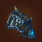 Vicious Gladiator's Ringmail Spaulders, Vicious Gladiator's Linked Spaulders, Vicious Gladiator's Mail Spaulders Model