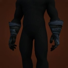 Savage Gladiator's Mooncloth Gloves, Savage Gladiator's Satin Gloves Model