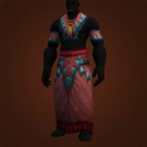 Aboriginal Robe Model