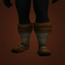 Heedless Treads, Dark Iron Hobplate Boots, Cliff Running Boots, Stone Cairne Boots, Hotfoot Boots, Stone Stompers Model