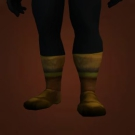 Mud Stained Boots Model