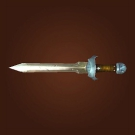 Sturdy Cobalt Quickblade, Sleeted Longsword, Saronite Spellblade Model
