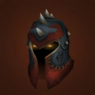 Garona's Helmet of Conquest, Mask of Lethal Intent, Garona's Helmet of Triumph, Garona's Helmet of Triumph, Peacebreaker's Leather Helm, Lightdrinker Hood Model
