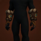Thunderheart Gloves, Thunderheart Gauntlets, Thunderheart Handguards Model